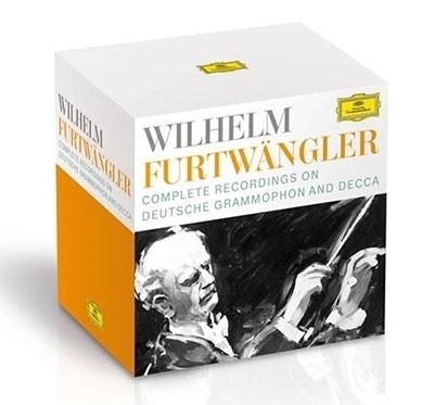 フルトヴェングラー ドイツ・グラモフォン&デッカ録音全集【激安34CD_1DVD】Furtwangler Complete Recordings on DG and Decca