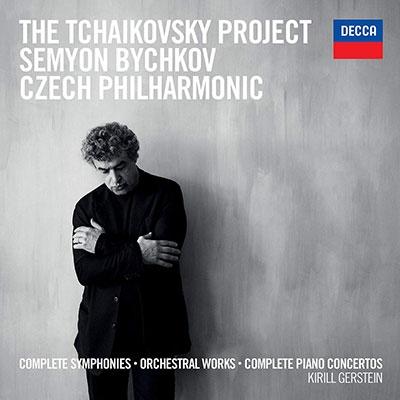 セミヨン・ビシュコフ チェコフィル チャイコフスキー・プロジェクト【激安7CD-BOX】Semyon Bychkov Czech Phil. The Tchaikovsky Project