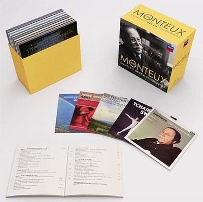 ピエール・モントゥー デッカ録音全集【『激安24CD-BOX』】Pierre Monteux Complete Decca Recordings