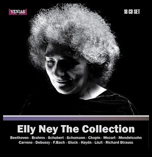 エリー・ナイ・コレクション 1922-1963 Recordings【『激安18CD-BOX』】Elly Ney The Collection(18CD)