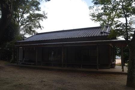 20190908鹿嶋吉田神社20