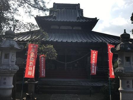 20191002花の寺 大山寺17