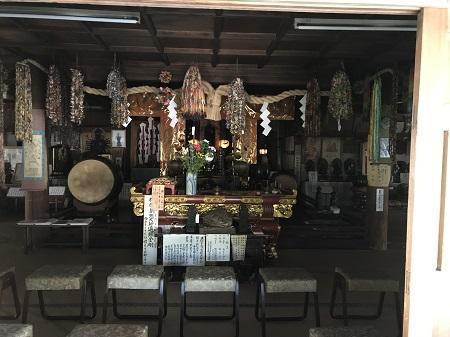 20191002花の寺 大山寺19