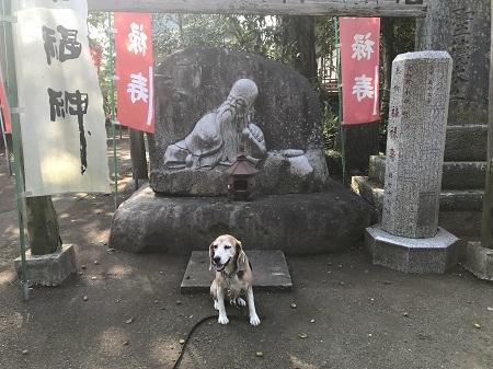 20191002佐竹七福神 大山寺07