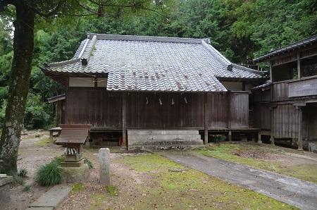 20191007稲田神社20