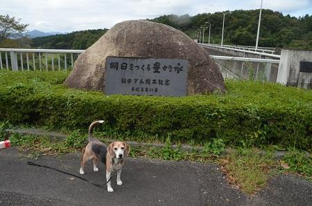 20191007飯田ダム06