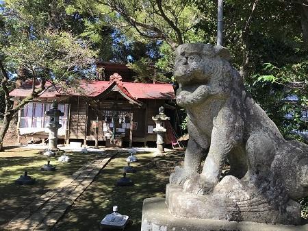 20191013冨里香取神社04