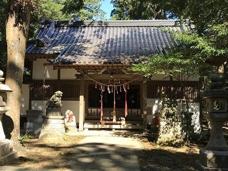 20191013日吉神社11