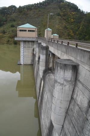 20191024塩川ダム05