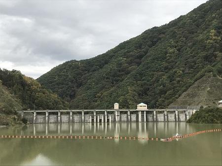 20191024塩川ダム14