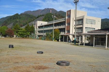 20191107旧・初狩小学校10