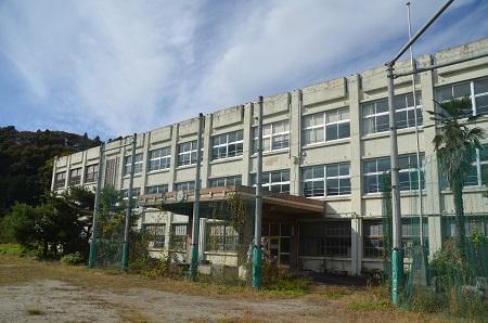 20191107旧・七保小学校07