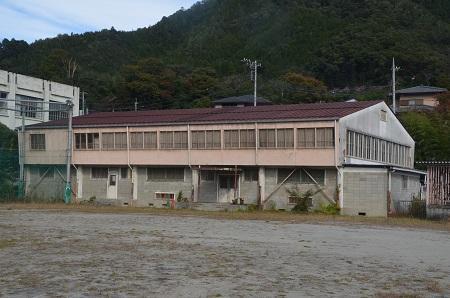20191107旧・七保小学校15
