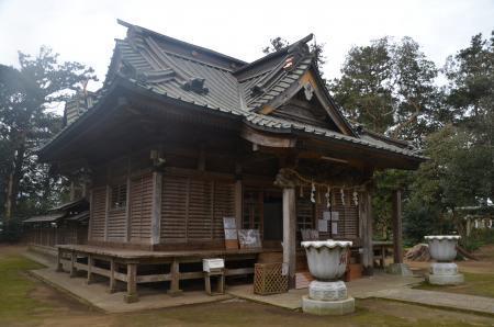 20191206雷神社12