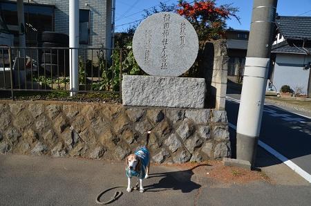 20200104稲田神社奥の院01