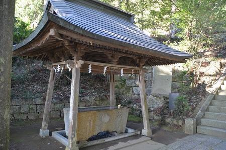 20200104稲田神社奥の院16