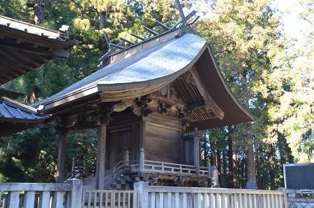 20200104稲田神社奥の院22