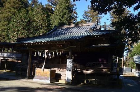 20200104稲田神社奥の院21