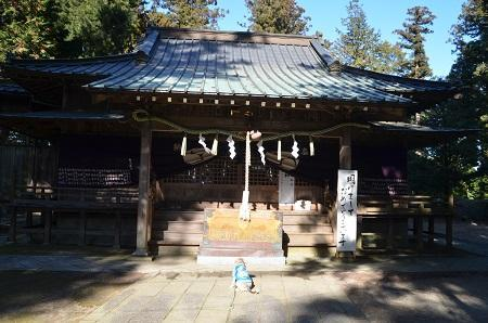 20200104稲田神社奥の院19