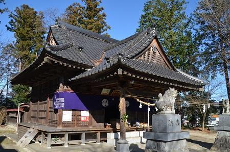 20200104東山香取神社10