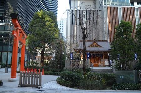 20200105福徳神社20