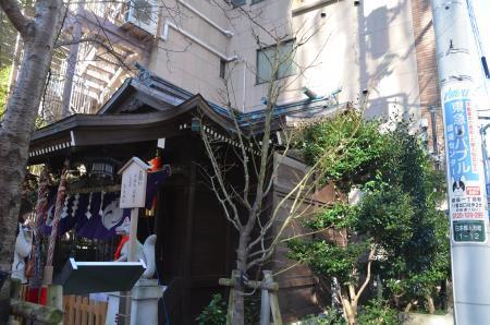 20200105茶ノ木稲荷神社10