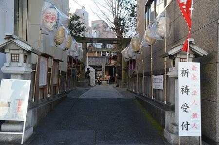 20200105日本橋日枝神社01