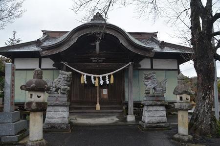 20200217加波山神社石岡礼拝所04