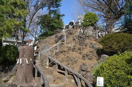 20200221鳩森八幡神社18