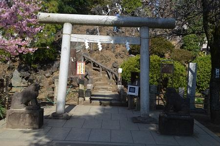 20200221鳩森八幡神社17