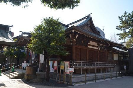 20200221鳩森八幡神社14