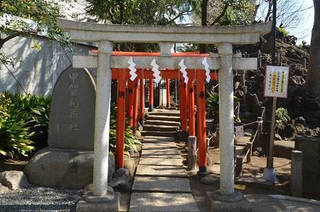 20200221鳩森八幡神社24