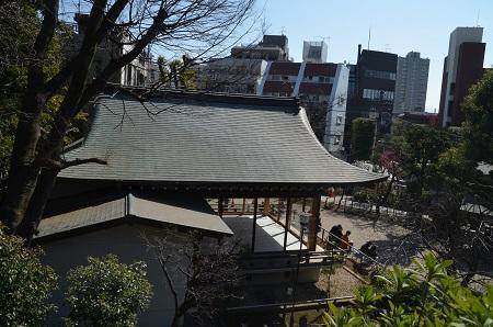 20200221鳩森八幡神社23