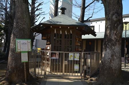 20200221鳩森八幡神社29
