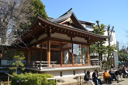 20200221鳩森八幡神社33