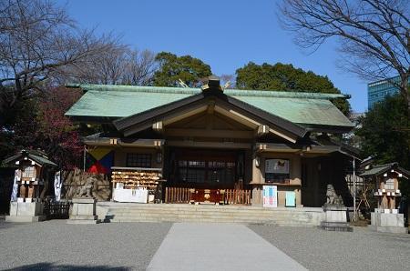 20200221東郷神社10