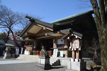 20200221東郷神社14