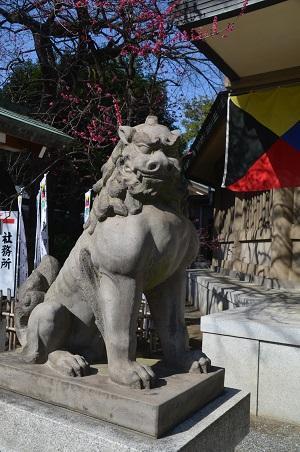 20200221東郷神社13