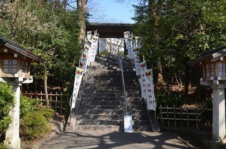 20200221東郷神社19