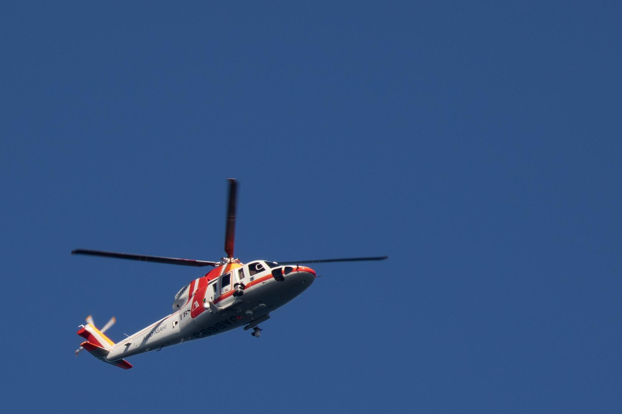 20191112-TBSヘリコプター
