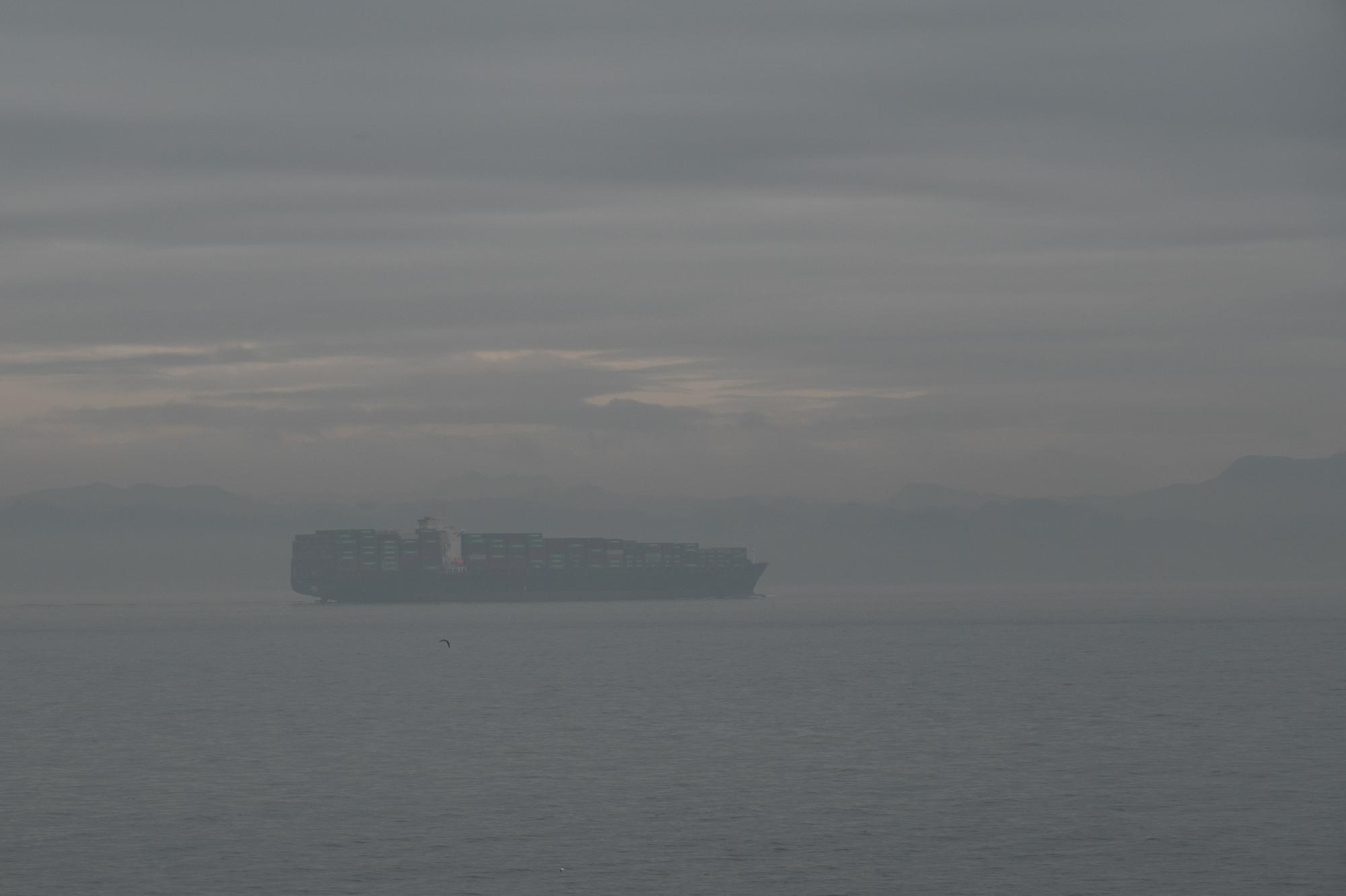 20191124-貨物船