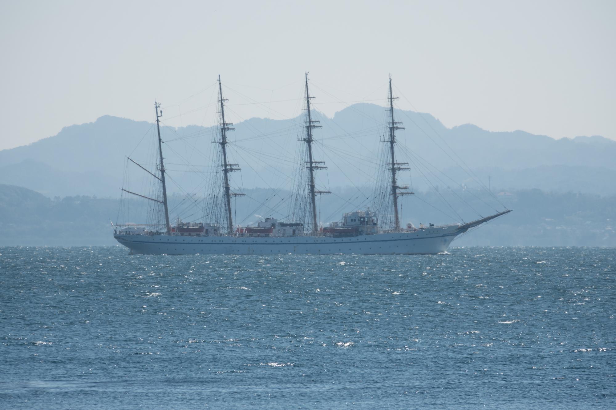 20200306-帆船日本丸