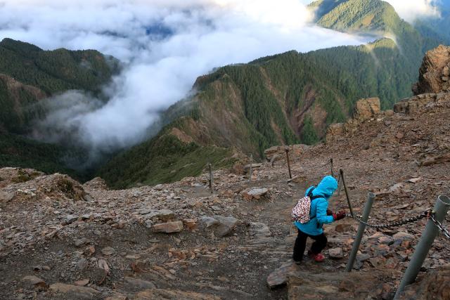 玉山登頂(5)