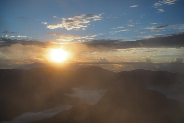 玉山登頂(3)