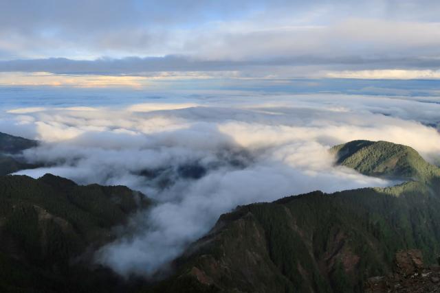 玉山登頂(4)