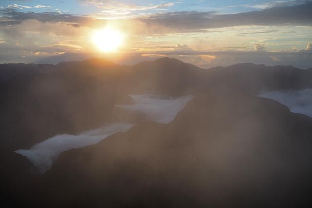 玉山登頂(2)