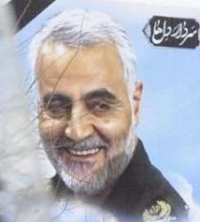 ソレイマニイラン革命防衛隊司令官