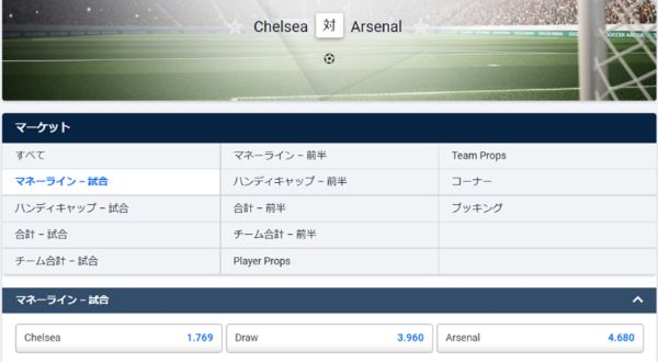Chelsea vs Arsenal 1