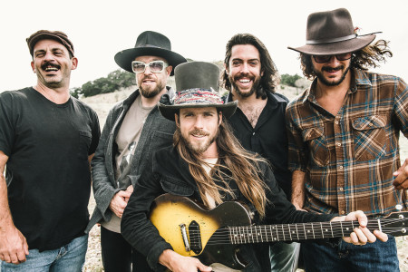 Lukas Nelson Promise Of The Real