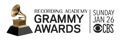 62nd Grammy CBS Logo